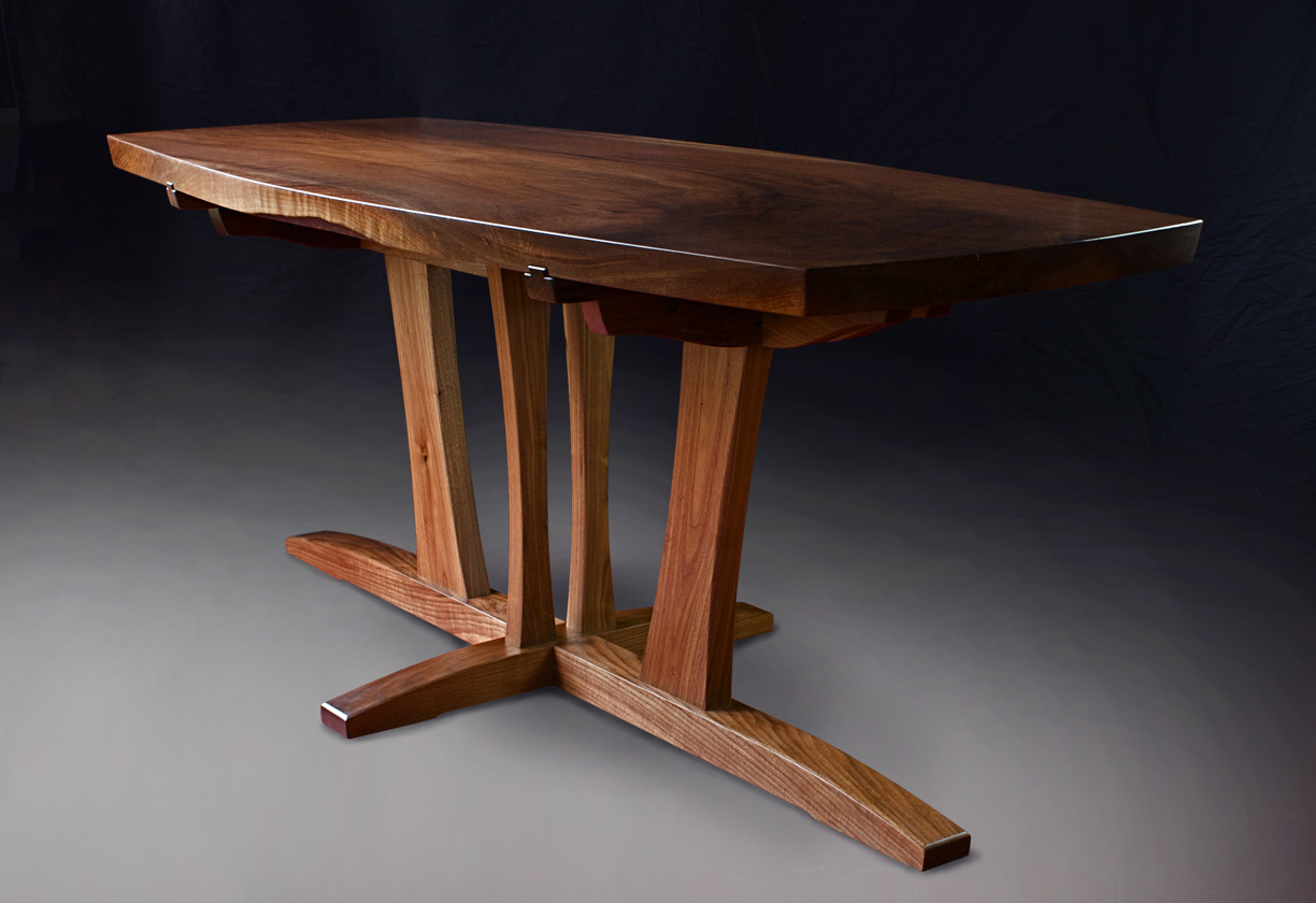 ... Walnut Breakfast Table