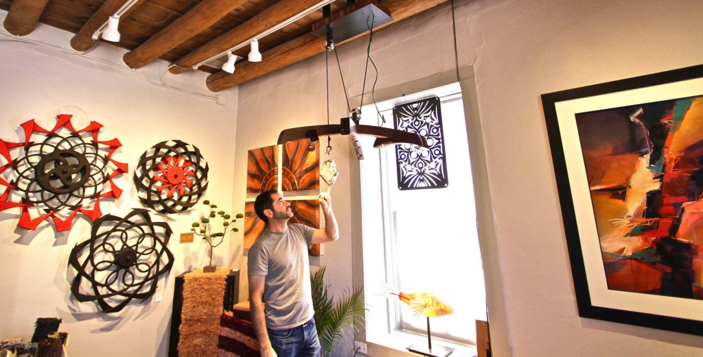 Luca Decor small chandelier