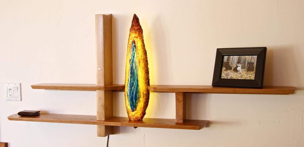 Illuminated Shelf Master web